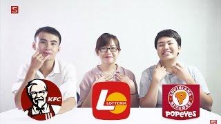 HÔM NAY ĂN GÌ - Đại chiến KFC, Lotteria, Popeyes: Gọi cùng lúc, hãng nào sẽ giao tới đầu tiên?