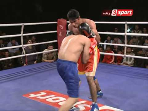 Fight for peace in 3Sport TV 2016 Kabul Afghanistan  part 002
