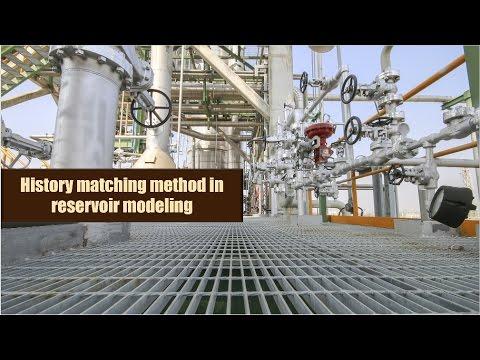 History matching method in reservoir modeling