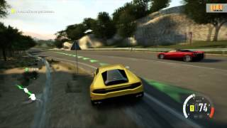 FORZA HORIZON 2 / XBOX 360 / Gameplay / Обзор игры / HD 1080