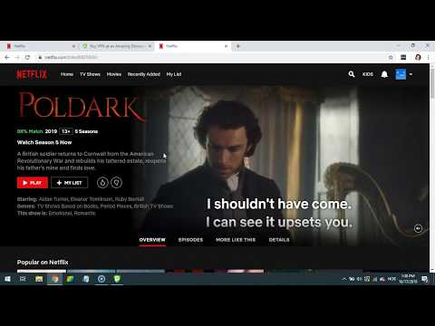 Watch Poldark Season 5 On Netflix - How And Where!