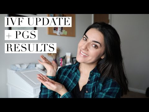IVF Update - PGS Test Results