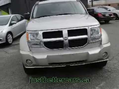 2009 Dodge Nitro SLT 4WD 9W516227 for SALE in Windsor, ON, N8W 3S2