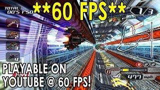 [60 FPS] Dolphin Emulator 4.0-4672 | Tube Slider [1080p HD] | Nintendo GameCube