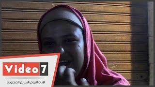 بالفيديو منى تطالب بعلاج ابنتها رحمة المصابة بزيادة كهرباء المخ