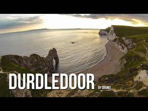 The Beautiful Durdle Door and Man 'O' War beaches