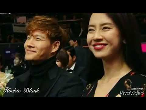Spartace Couple seen together at SBS Entertainment Awards