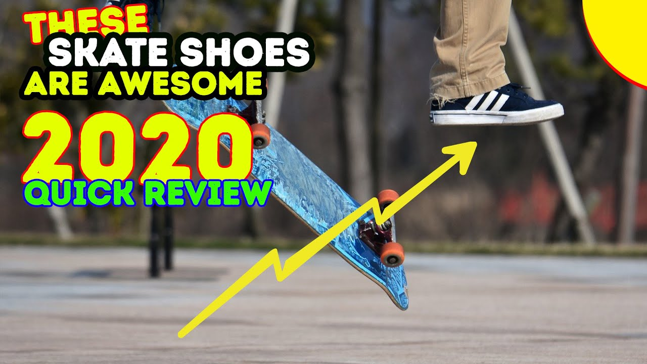 9cefffc84f Best Skate Shoes 2018 - YouTube