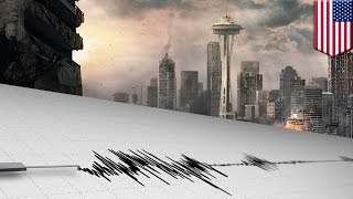 Massive earthquake expected to hit the Pacific Northwest along the Cascadia fault line - TomoNews