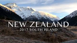 NZ South ISland June 2017 in 4K (DJI Mavic Pro)