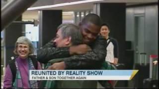 flushyoutube.com-Reality Show Reunites Father and Son