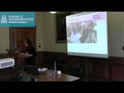 Festival in a Box: sharing knowledge on dementia and the arts - Veronica Franklin Gould