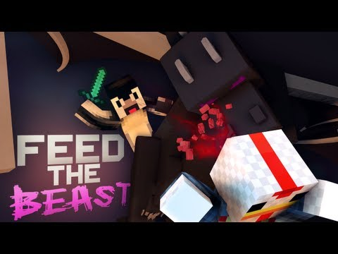 Feed The Beast - Part 1 - New Beginning!