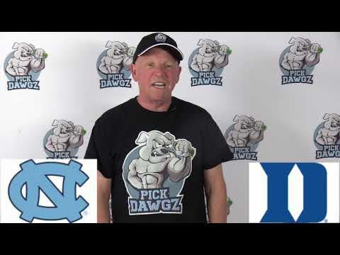 Duke vs North Carolina 3/7/20 Free College Basketball Pick and Prediction CBB Betting Tips