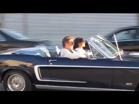 Pierce Brosnan et Salma Hayek tournent How to Make Love Like an Englishman