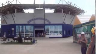 Парк Аттракционов Голубицкой в районе Дельфинария июнь 2014 года(видео снято 2 июня 2014 года на видео Парк Аттракционов Голубицкой в районе Дельфинария июнь 2014 года сайт..., 2014-06-09T12:21:07.000Z)
