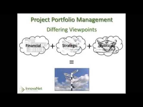 Excel-based Project Portfolio Management Algorithm (short version)