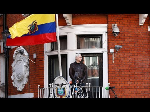 'Incommunicado': Ecuador's new rules ban Assange from taking visitors & phone calls – WikiLeaks