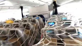 BA flight brings 2 million face masks for NHS from China