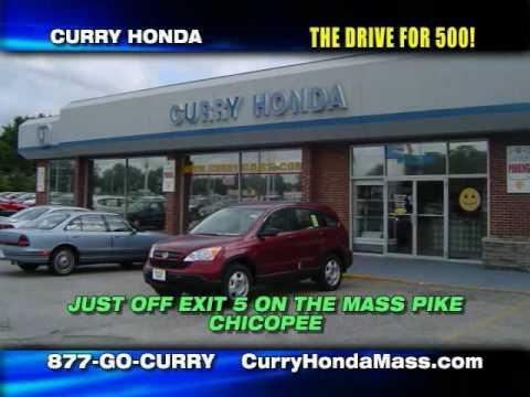 Amazing Curry Honda Chicopee MA Honda Lease Specials Expires May 31 2010