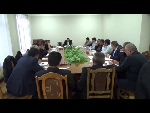Եղվարդ համայնքի ավագանու նիստ 28․12․2017