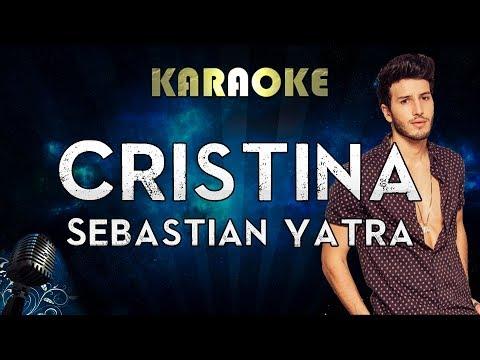 Sebastián Yatra - Cristina Karaoke Instrumental