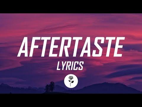 Whethan - Aftertaste (Lyrics / Lyric Video) feat. Opia