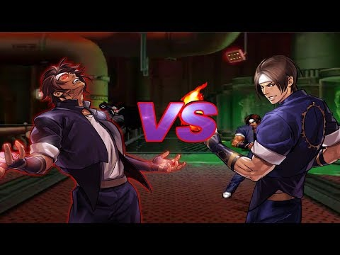Mugen - King of Fighters - Kusanagi vs. Kyo-1 - 草薙 (克隆京) vs. 草薙京一號 |