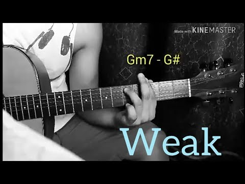 WEAK - SWV Michael Pangilinan (Guitar Tutorial)