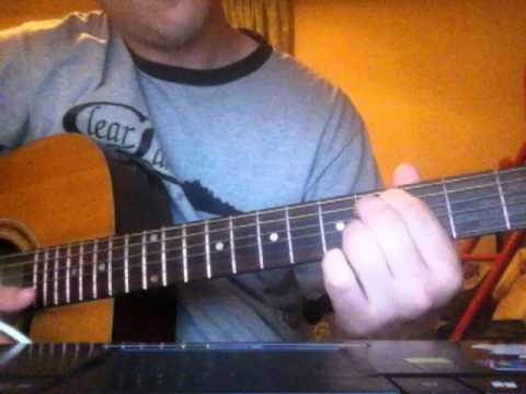 How to play F#m Chord - YouTube