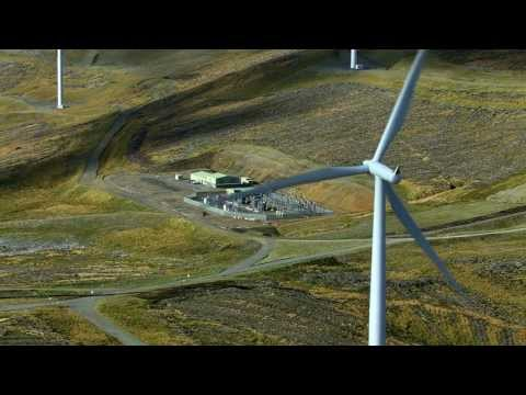 SSE - The Story of Clyde wind farm