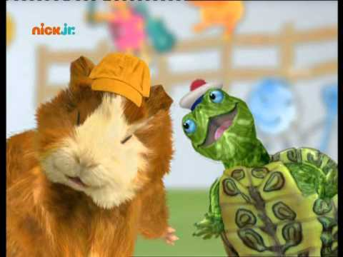 Die Wonderpets - Theme Song (deutsch) *HQ*