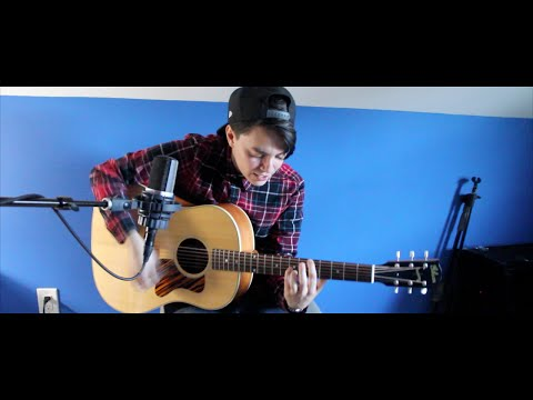 Drag Me Down x Stitches - One Direction / Shawn Mendes (Acoustic Cover)