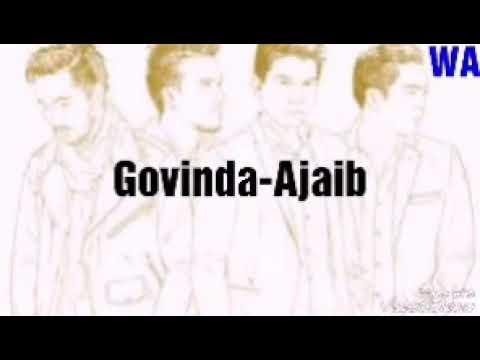 Govinda-Ajaib (official lirik)