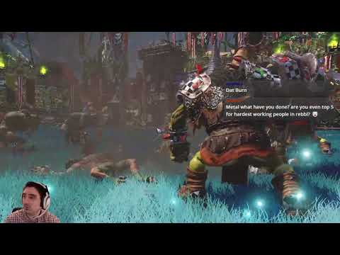 Twitch Streamed Orcs: Game 30