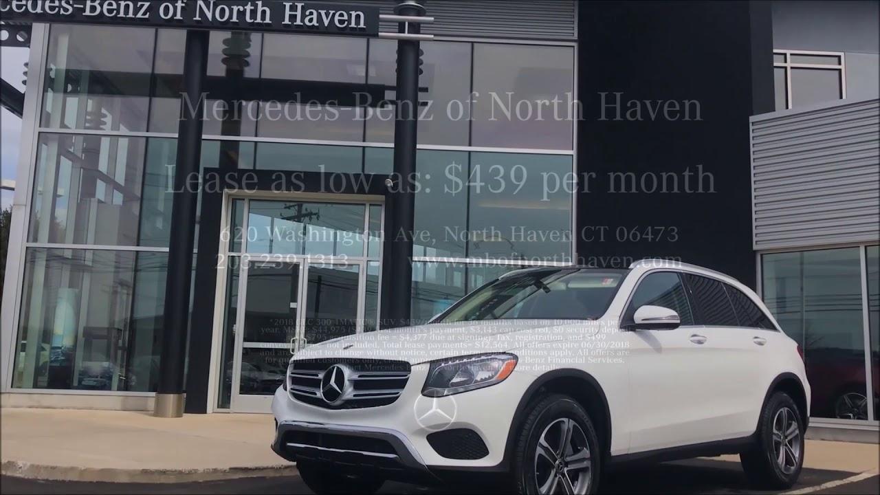 Mercedes North Haven >> 2018 Glc 300 4matic Suv