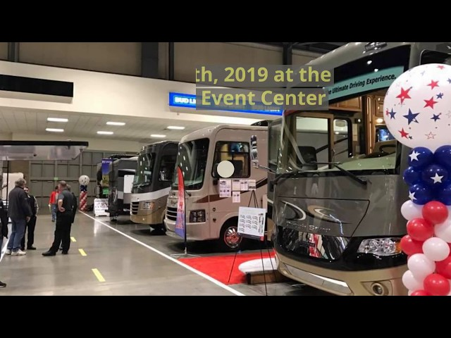 Highlights at the 2019 Seattle RV Show