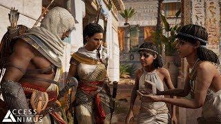 Assassins Creed Origins 24 Dakikalık Oynanış Videosu [Türkçe Altyazılı]