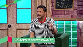 Al Ángulo: ¿Alejandro Hohberg podría ser convocado a la Selección Peruana?