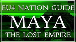 EU4 Guide: How to Play Maya, the Lost Empire