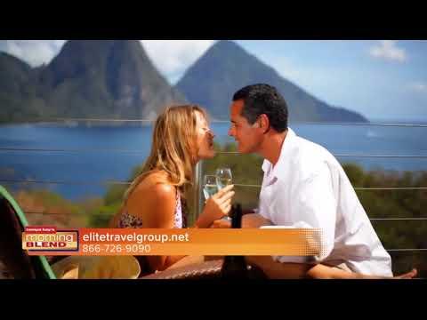 Elite Travel explains why St. Lucia is the leading honeymoon destination