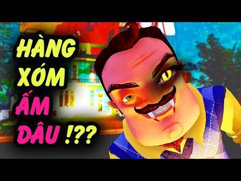 Hello Neighbor #1: GAME GHÊ RỢN ĐỘI LỐT HÀNG TRẺ CON !!!!!