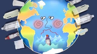 PLASTIC - Greatest Threat To Earth? | Hindi-Urdu
