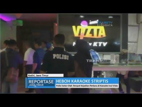 Heboh Karaoke Striptis, Polisi Olah TKP Inul Vizta