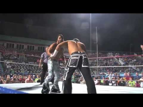 FREE MATCH: Hardy Boys VS Young Bucks (First Match Ever)