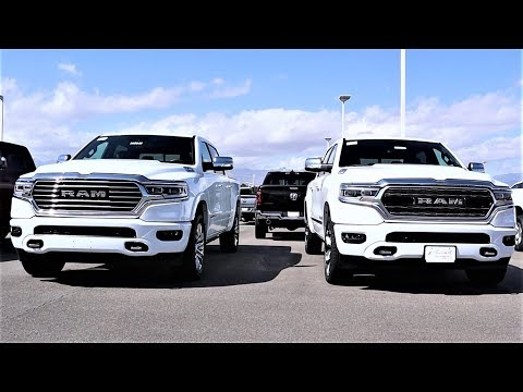 2020 Ram 1500 Limited Vs 2020 Ram 1500 Long Horn: Which Luxury Truck Is Best???