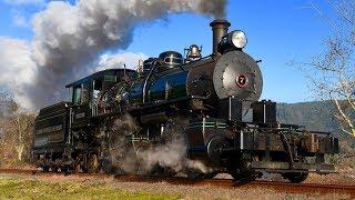 "The ""Skookum"" Steam Locomotive Returns"