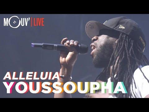 Youtube: YOUSSOUPHA: Alleluia (live @ Concert Mouv' x AllPoints)