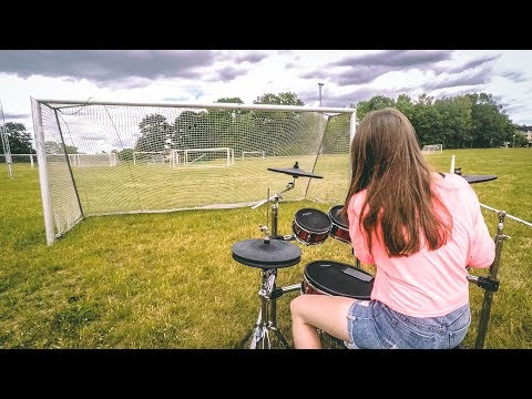 FIFA World Cup 2018 - Drum Cover (Live It Up) | By TheKays