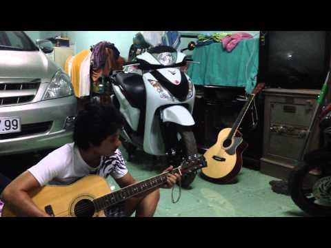 giot buon khong ten guitar